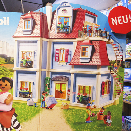 Playmobil_ Puppenhaus_
